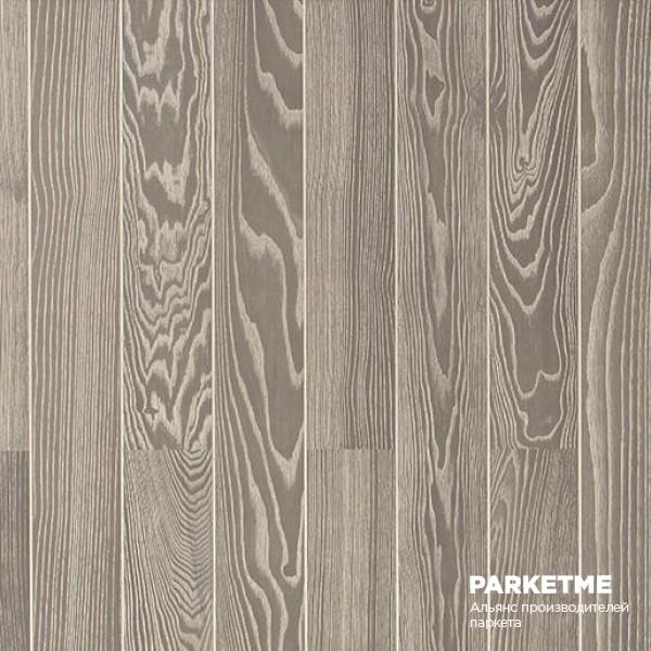 Паркетная доска Паркетная доска Ясень Камень Браш от Tarkett