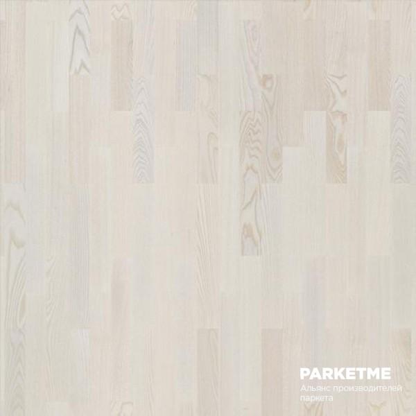 Паркетная доска Паркетная доска Ясень Арктик от Tarkett