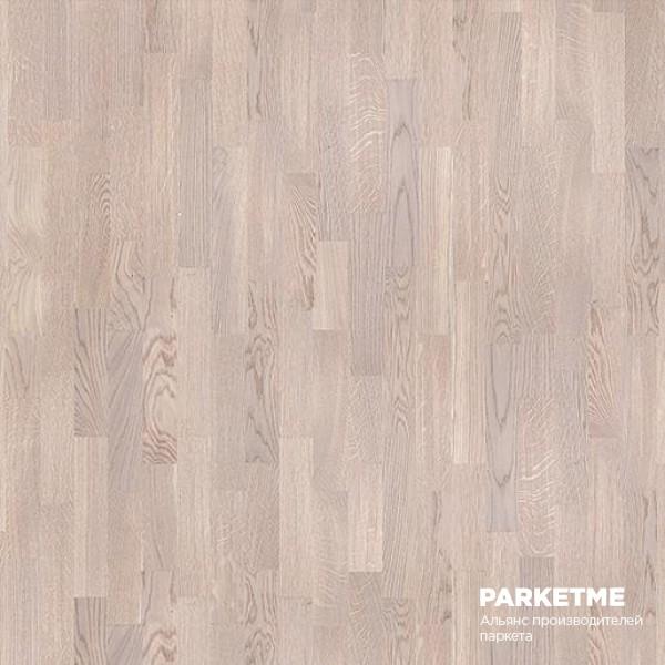 Паркетная доска Паркетная доска Дуб Кремовый от Tarkett