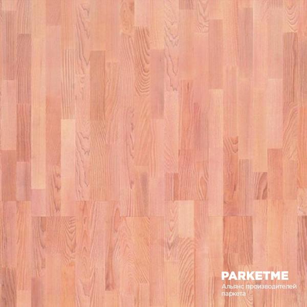 Паркетная доска Паркетная доска Ясень Мисти Белый Масло от Tarkett