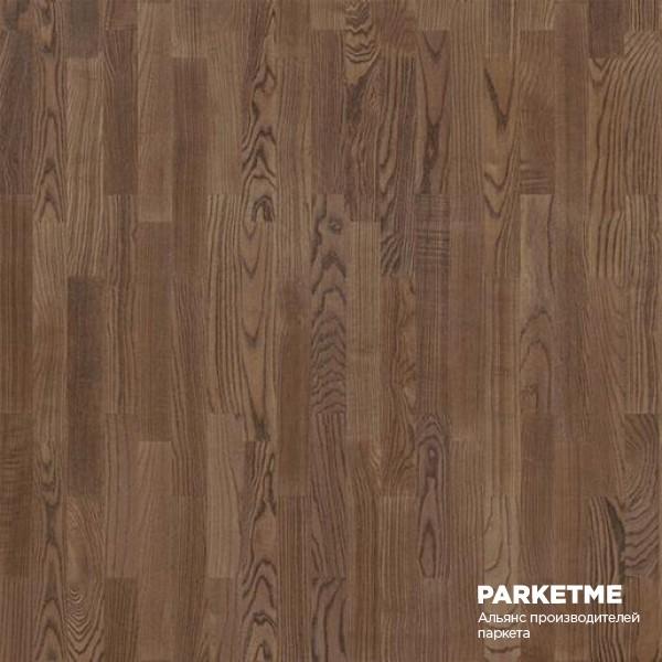 Паркетная доска Паркетная доска Ясень Гранат от Tarkett