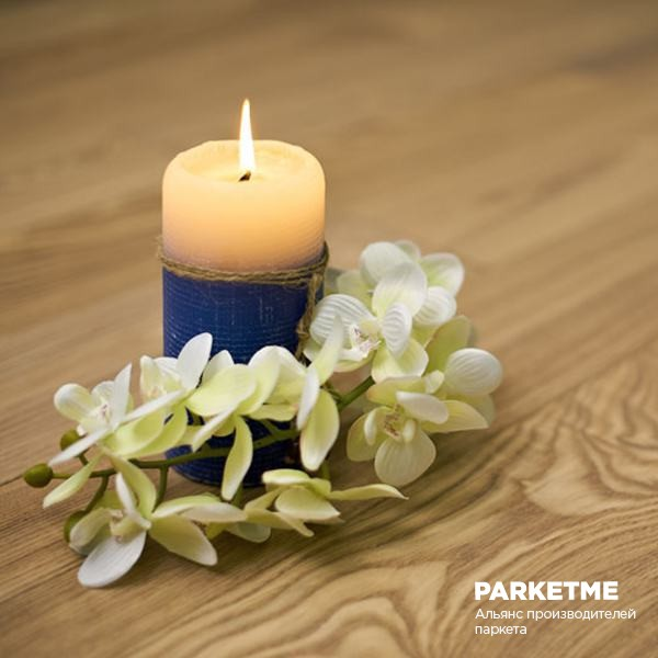 Массивная доска Массивная доска Ясень Caramel (Карамель) от Amberwood