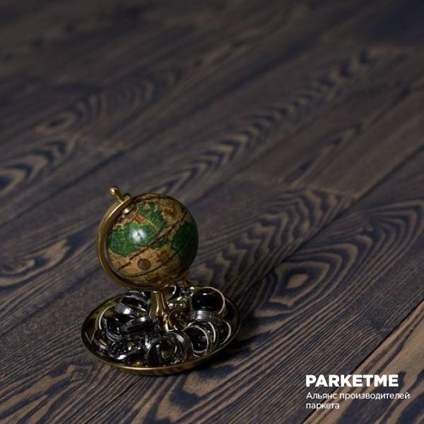 Паркетная доска Паркетная доска Ясень Silver (Сильвер) от Amberwood