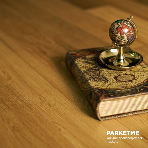 Массивная доска Массивная доска Дуб Natur (Натур) от Amberwood