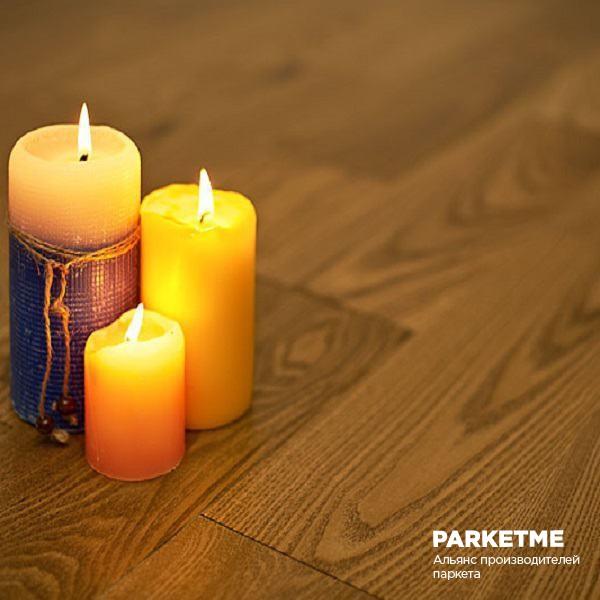 Паркетная доска Паркетная доска Ясень  Светлый орех от Amberwood