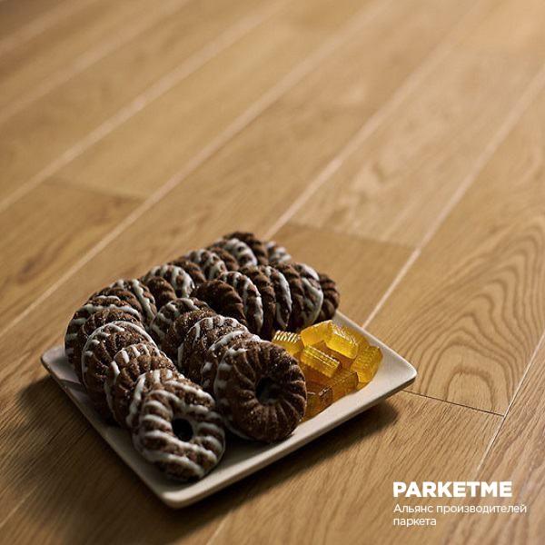 Паркетная доска Паркетная доска Дуб Карамель  от Amberwood