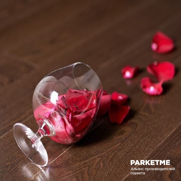 Паркетная доска Паркетная доска Ясень Кофе  от Amberwood