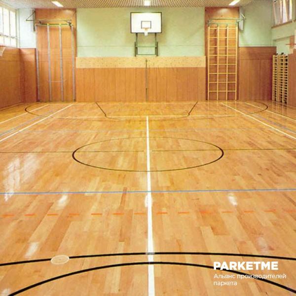 Спортивный паркет Спортивный паркет Бук Family sport extreme (Фэмили спорт экстрим)  от Barlinek