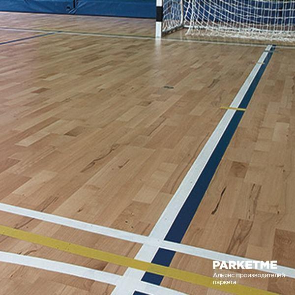 Спортивный паркет Спортивный паркет Дуб Family sport squash (Фэмили спорт сквош) от Barlinek