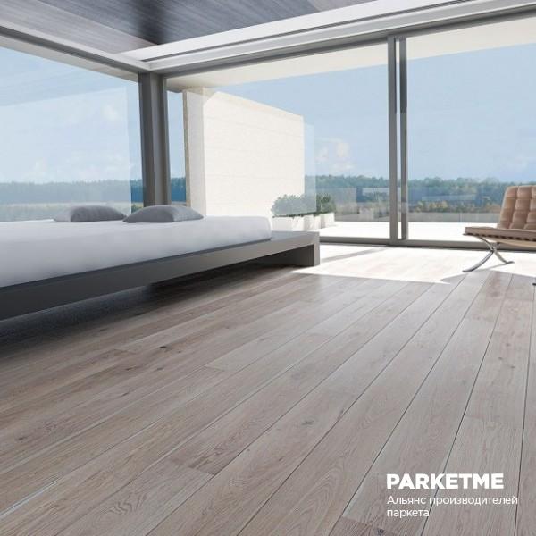 Паркетная доска Паркетная доска Дуб Touch Senses от Barlinek