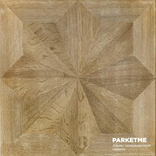 Модульный паркет Oak pattern inlay от Bassano Parquet