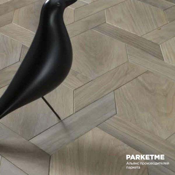 Модульный паркет Metropolitan Project от Bassano Parquet