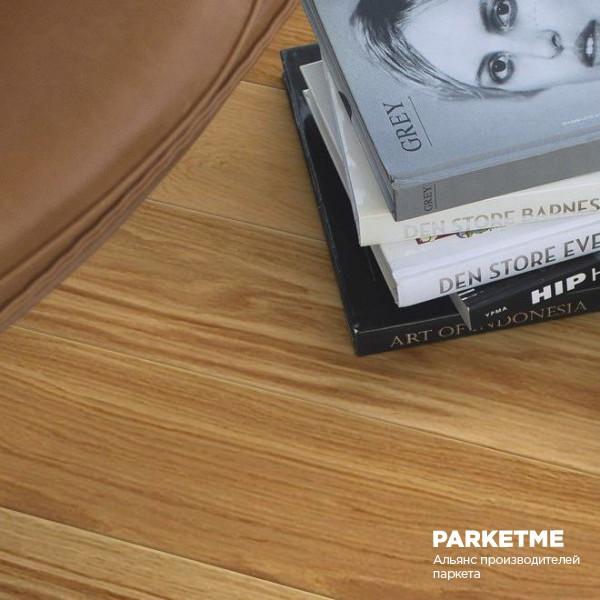 Паркетная доска Паркетная доска Дуб Animoso (Анимозо) с фаской 181 от Boen