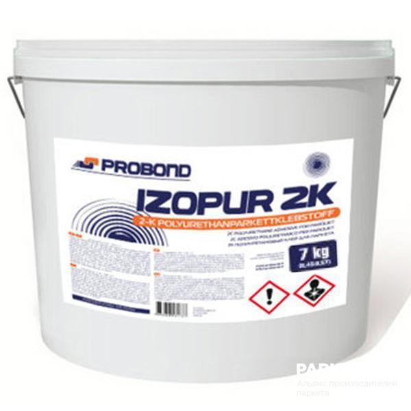 Клей Izopur 2K Extra 7 кг от Pro Bond
