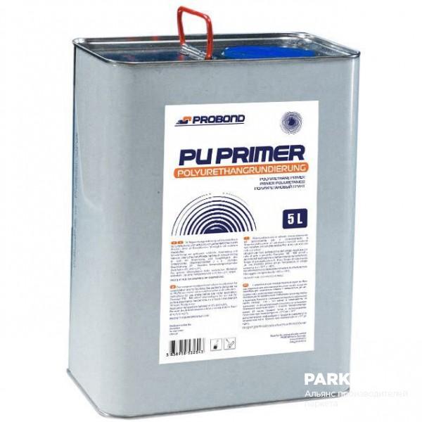 Сопутствующие товары PU Primer 5 кг от Pro Bond