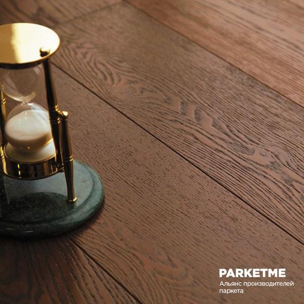 Паркетная доска Паркетная доска Ясень Umbra (Умбра) от Goodwin