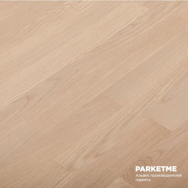 Паркетная доска Паркетная доска Дуб Белый Шелк от GreenLine