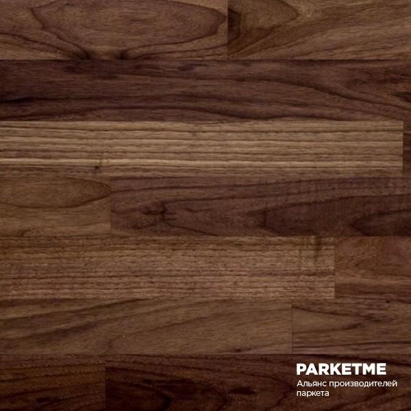 Паркетная доска Паркетная доска Орех Американский от GreenLine