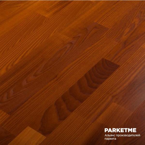 Паркетная доска Паркетная доска Ясень Термо  от GreenLine