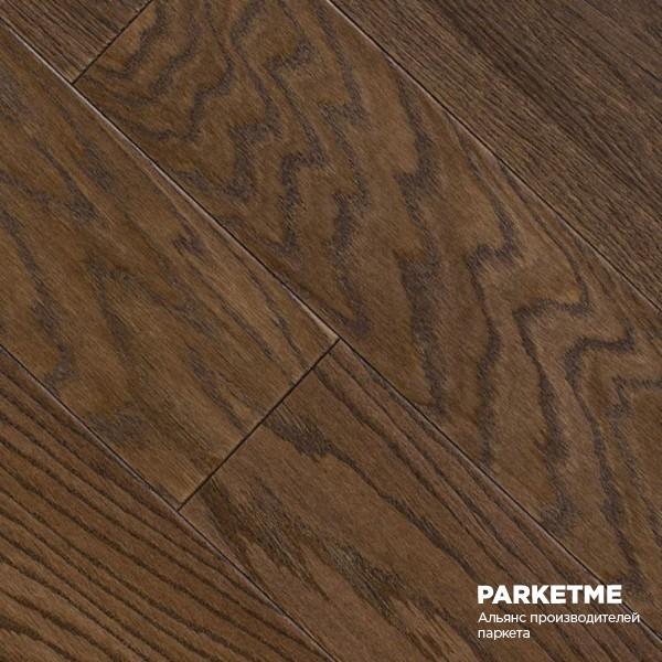Паркетная доска Паркетная доска Дуб Fume (Фим) от Hajnowka