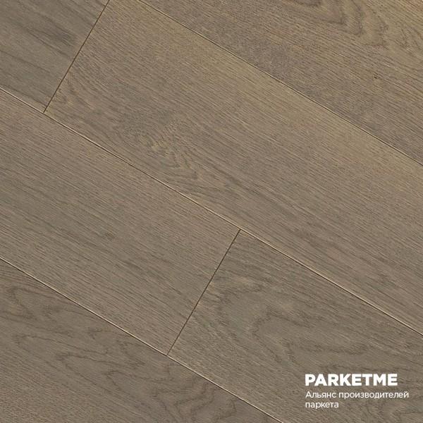 Паркетная доска Паркетная доска Дуб Grey (Грей) от Hajnowka