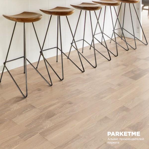 Паркетная доска Паркетная доска Дуб Stratus (Стратус) от Kahrs