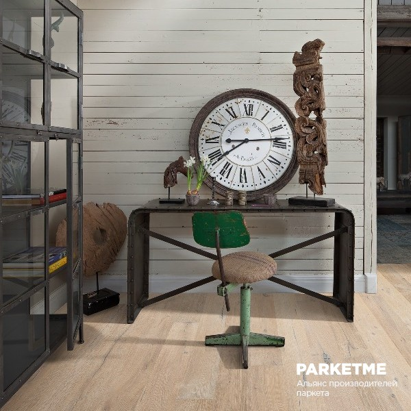 Паркетная доска Паркетная доска Дуб Густав (Gustaf)  от Kahrs