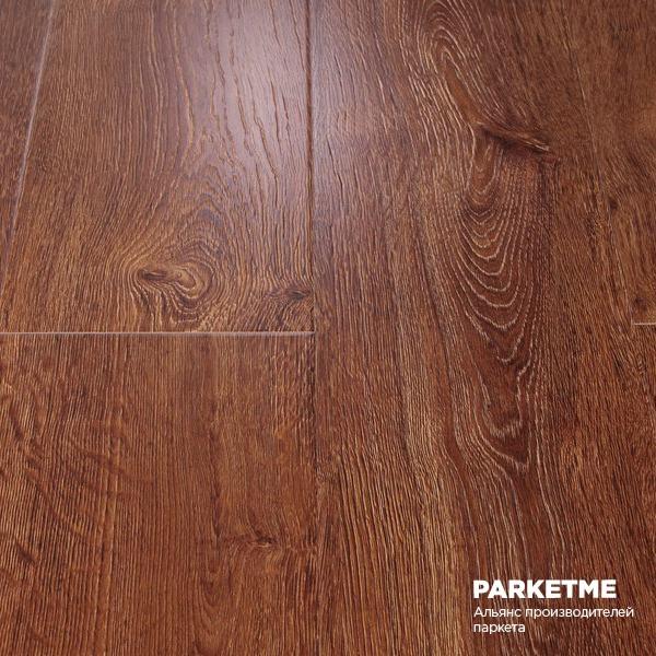 Паркетная доска Паркетная доска Дуб Медный (Copper) от Kaiser