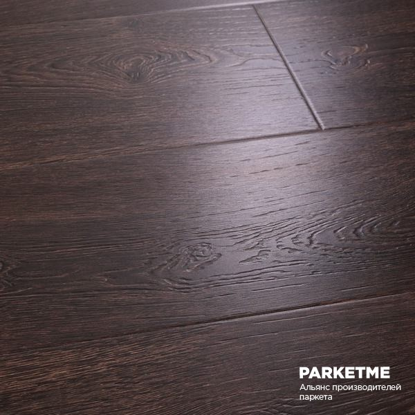 Паркетная доска Паркетная доска Дуб Браун (Brown) от Kaiser