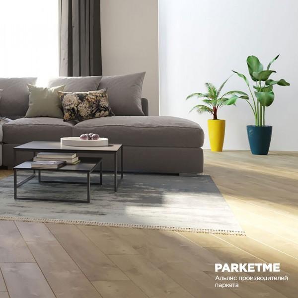 Массивная доска AGED OAK Натур Provence Solid от Matraparkett