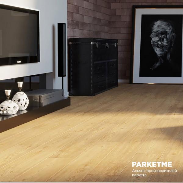Массивная доска CHALK OAK Селект Provence Solid от Matraparkett
