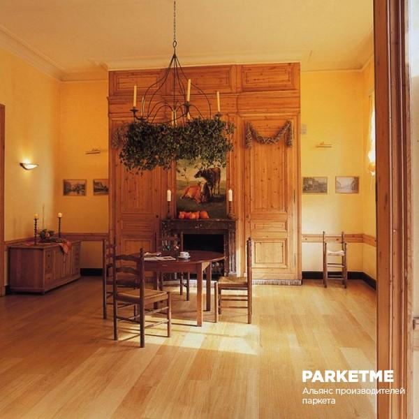 Паркетная доска Паркетная доска Дуб Европейский (Brushed european oak) от Par-Ky