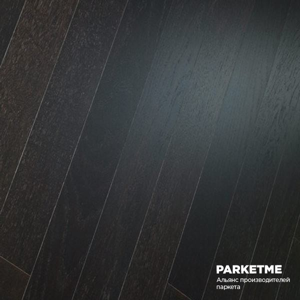 Паркетная доска Паркетная доска Дуб Шоколад (Brushed chocolate oak) от Par-Ky