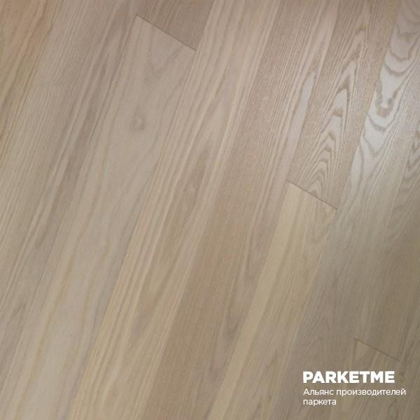 Паркетная доска Паркетная доска Ясень Песок (Brushed sand ash) от Par-Ky