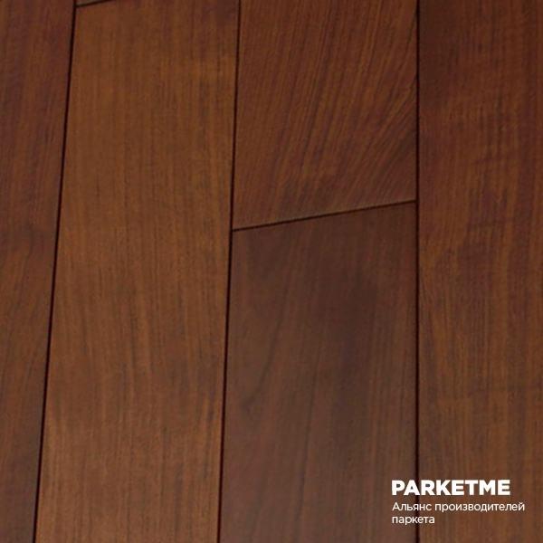 Массивная доска Массивная доска Тик натуральный от Parketoff