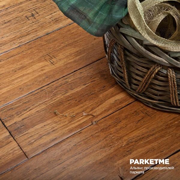 Массивная доска Массивная доска Бамбук прессованный Caribbean (Карибы) от Parketoff