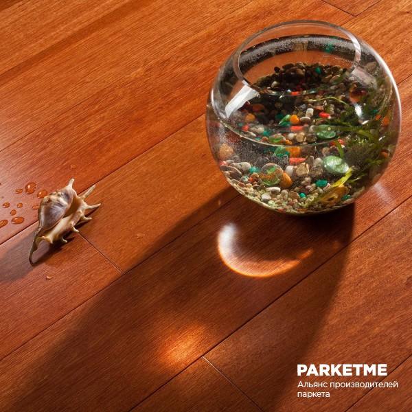 Массивная доска Массивная доска Кемпас натуральный от Parketoff