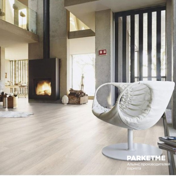 Паркетная доска Паркетная доска Oak White (Дуб Белый) от Sinteros