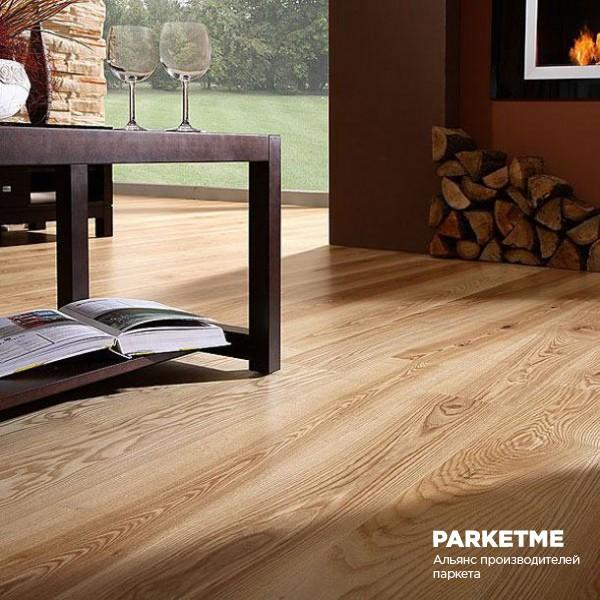 Паркетная доска Паркетная доска Oak Natural (Дуб Натур) от Sinteros