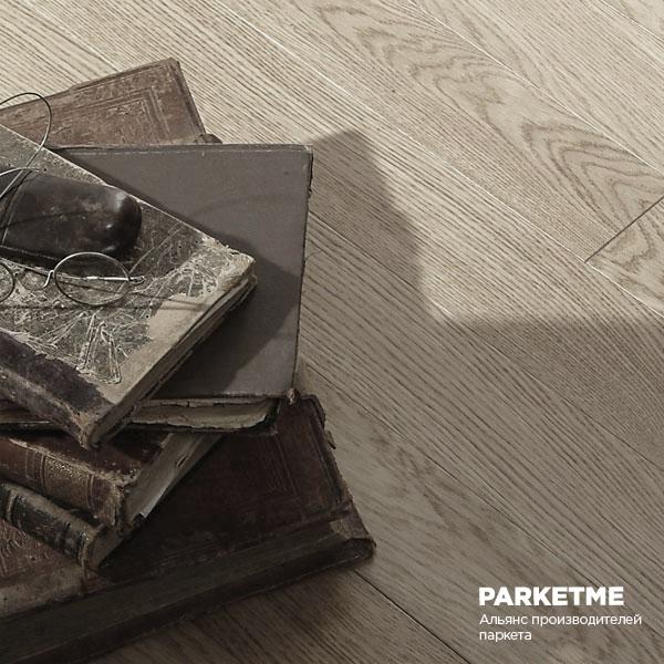 Паркетная доска Паркетная доска Дуб Prime silk 190 (Прайм шелк) от Universal