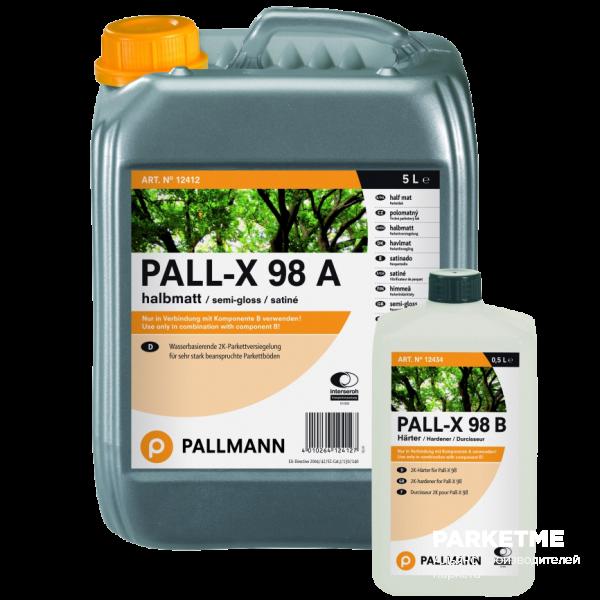 Сопутствующие товары Pall-X 98 п/мат 5,5л от Pallmann