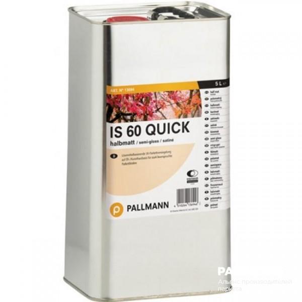 Сопутствующие товары IS 60 Quick п/мат 5л от Pallmann