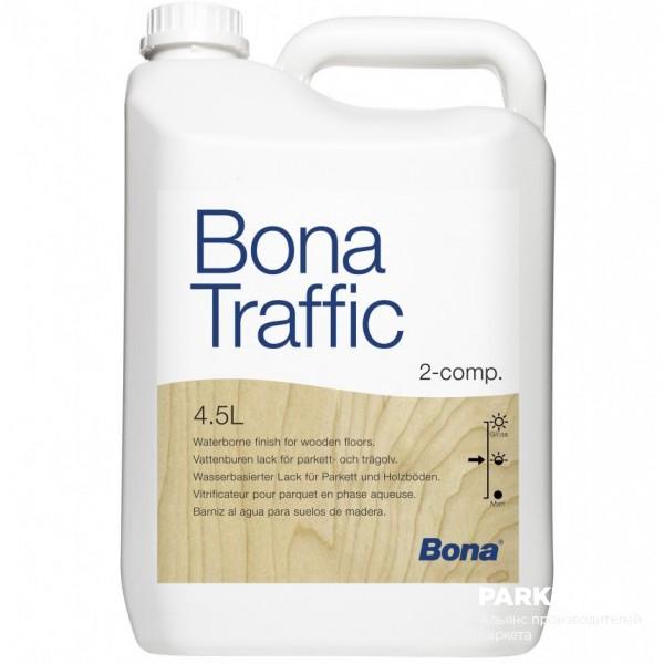 Сопутствующие товары Traffic п/мат 4,95л от Bona