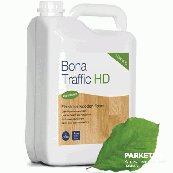 Сопутствующие товары Traffic HD п/мат 4,95л от Bona