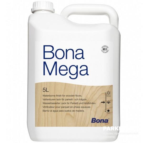 Сопутствующие товары Mega new мат 5л от Bona