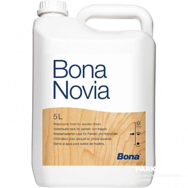 Сопутствующие товары Novia мат 10л от Bona