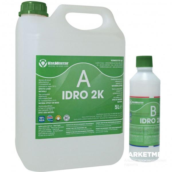 Сопутствующие товары IDRO 2K NATUR 10 A+B 5,5л от Vermeister