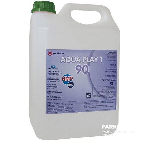 Сопутствующие товары Aqua Play 1 90 5л от Vermeister