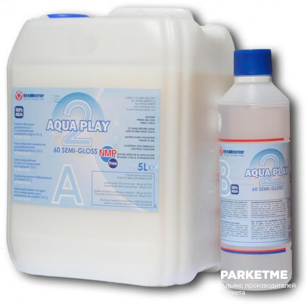 Сопутствующие товары Aqua Play 2 60 5,5л от Vermeister