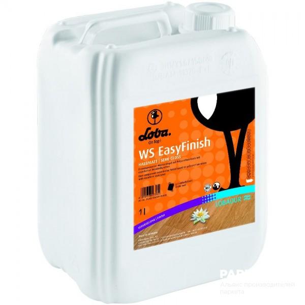 Сопутствующие товары WS Easy Finish мат 1л от Loba